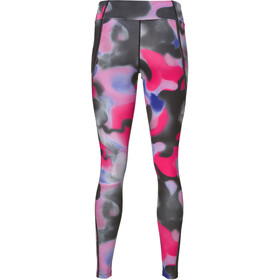 asics Long Tight - Pantalon running Femme - Multicolore